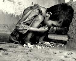 Fome. Clique na imagem para contribuir