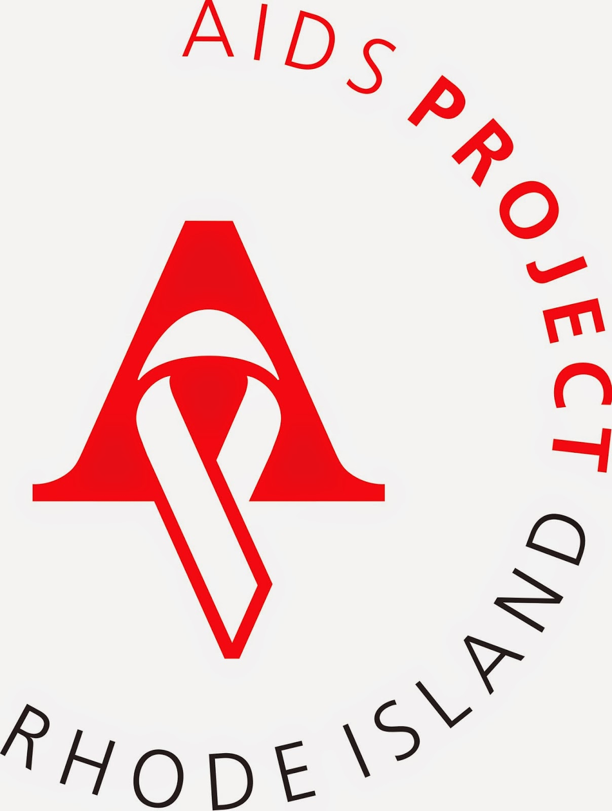 logo for AIDS Project RI