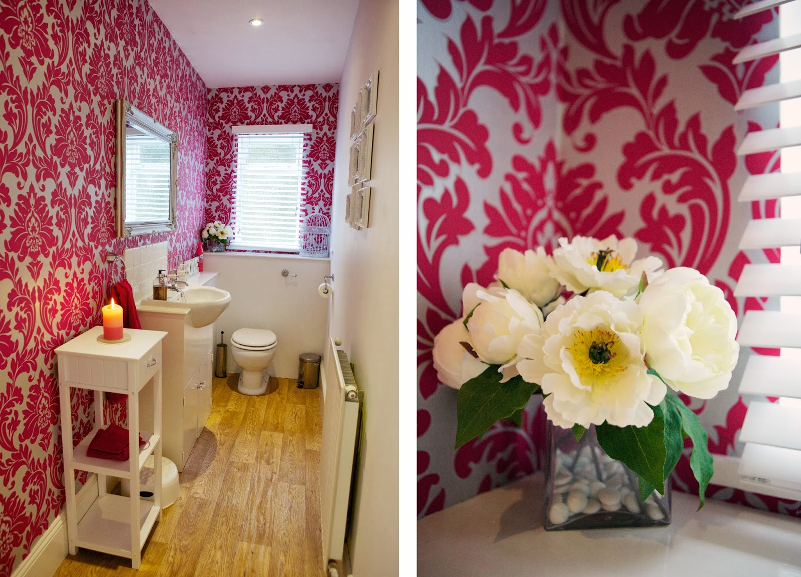 Ditch The Drab In Your Downstairs Cloakroom And Turn It Into Something Fabulous