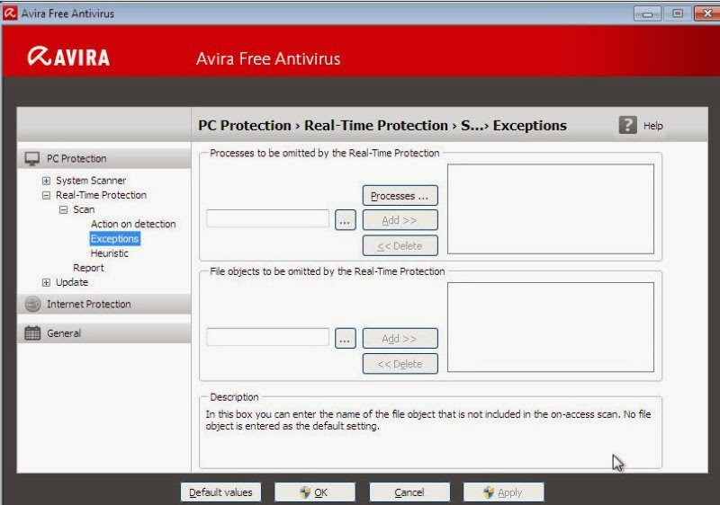 Avira PC Protection