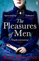 THe Pleasures of Men by Kate Williams book cover