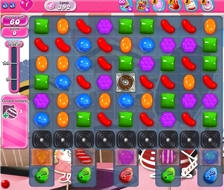 Candy Crush Saga 392