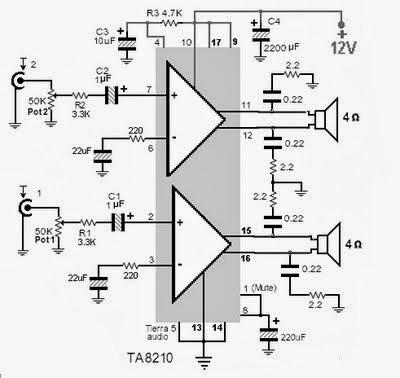 Amplifiercircuits