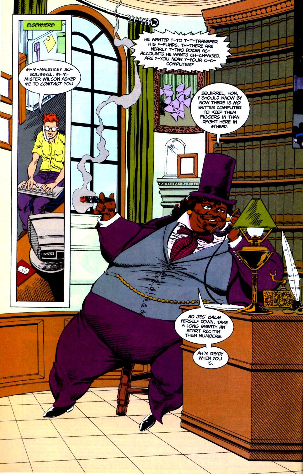 Deathstroke (1991) Issue #16 #21 - English 16