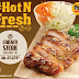 Chicken Steak Hokben, nyoba yuk