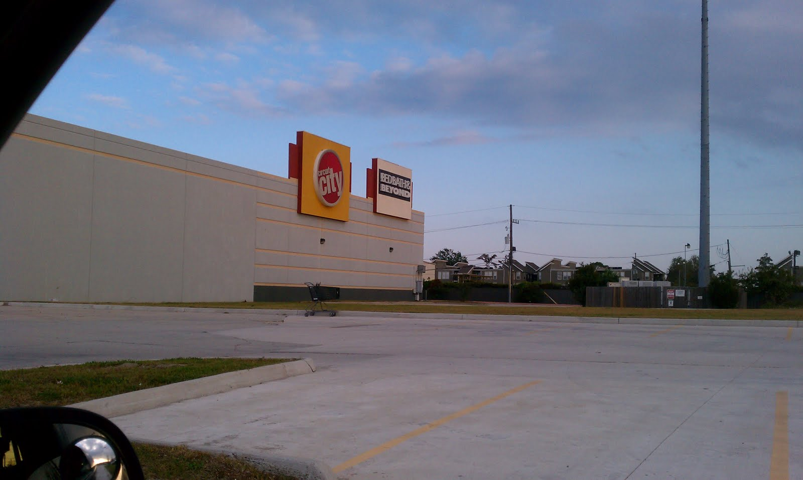Louisiana And Texas Southern Malls Retail
