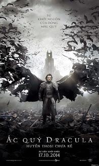 Xem phim Ác Quỷ Dracula: Huyền Thoại Chưa Kể - Dracula Untold