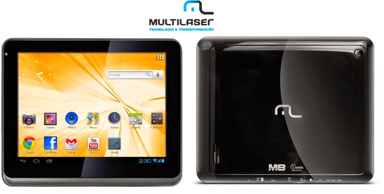 Multilaser NB060 – M8 V1