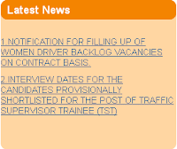 APSRTC Recruitment 2012