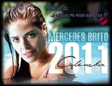 Adquiere tu calendario de Mercedes Brito aqui: