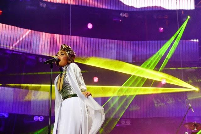 Yuna MTV World Stage 2014