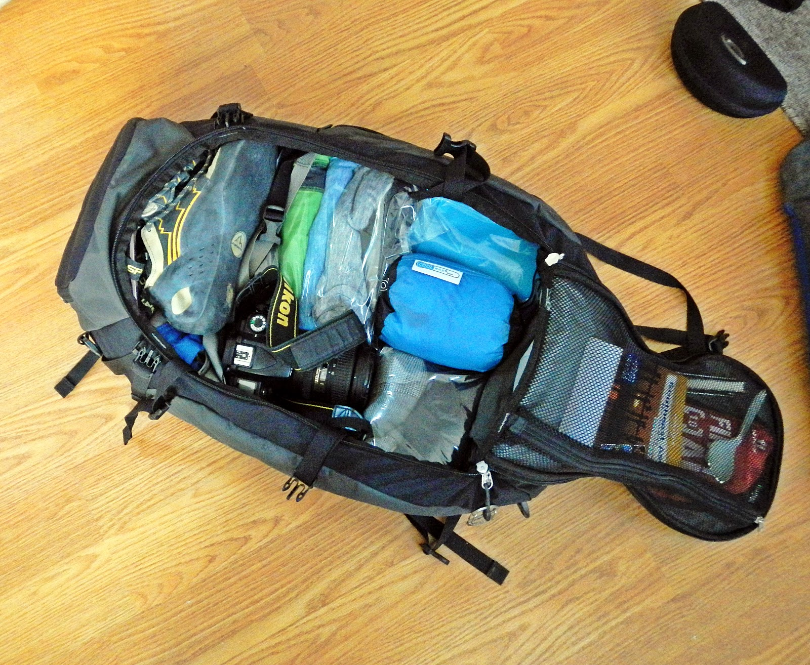 Backpack Pillow Time To Grow Up Travel My Home For A Year