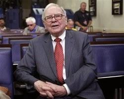 Warren Buffett Oil
