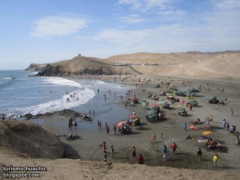 Playa Hornillos Huacho
