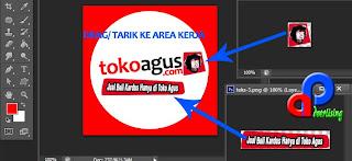 Cara-Membuat-Iklan-Banner-Toko-Agus-6