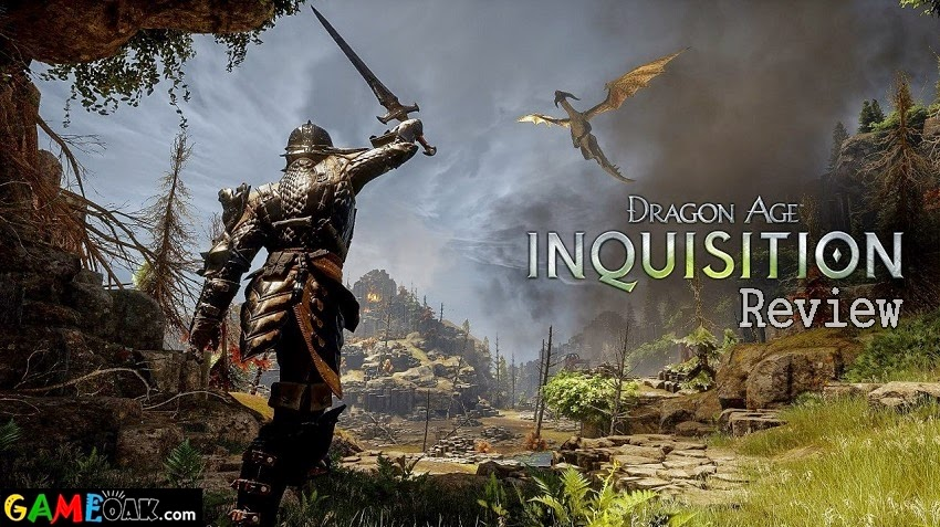 Dragon Age is an Action paced role playing game