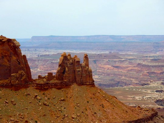 Canyonlands NP Panorama