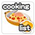 cooking list