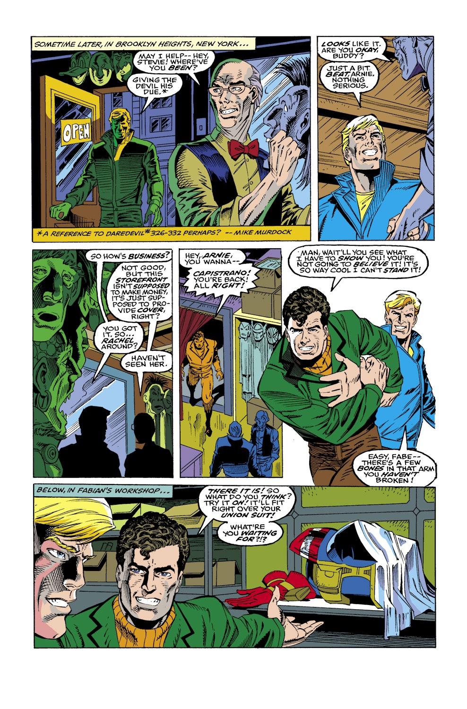 Captain America (1968) Issue #431 #381 - English 12