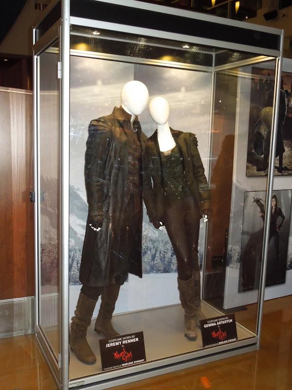 Hansel Gretel Witch Hunters costumes