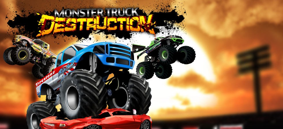 Download Monster Truck Destruction apk version 1.02.1 free for your