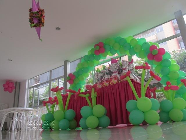 DECORACION DE FIESTAS INFANTILES DE CAMPANITA | Fiestas infantiles ...