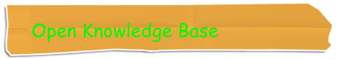 Open Knowledge Base