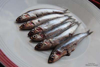 recette anchois tapa espagnole facile poisson
