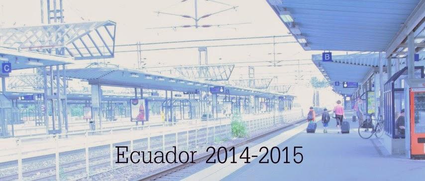 Ecuador 2014-2015