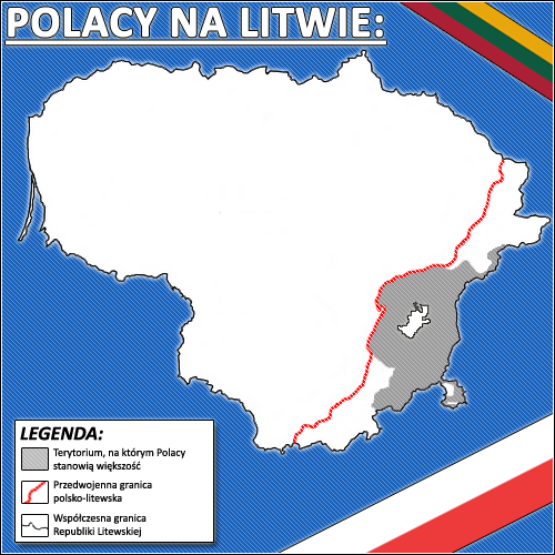 Picture: The Polish-Lithuanian diplomatic war and its possible consequences