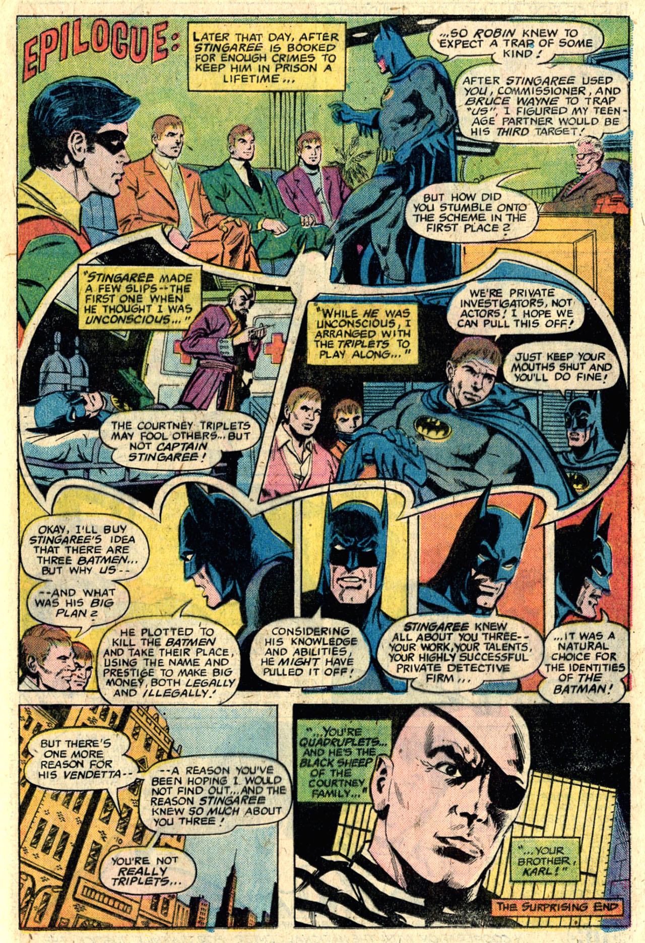 Detective Comics (1937) Issue #462 Page 21