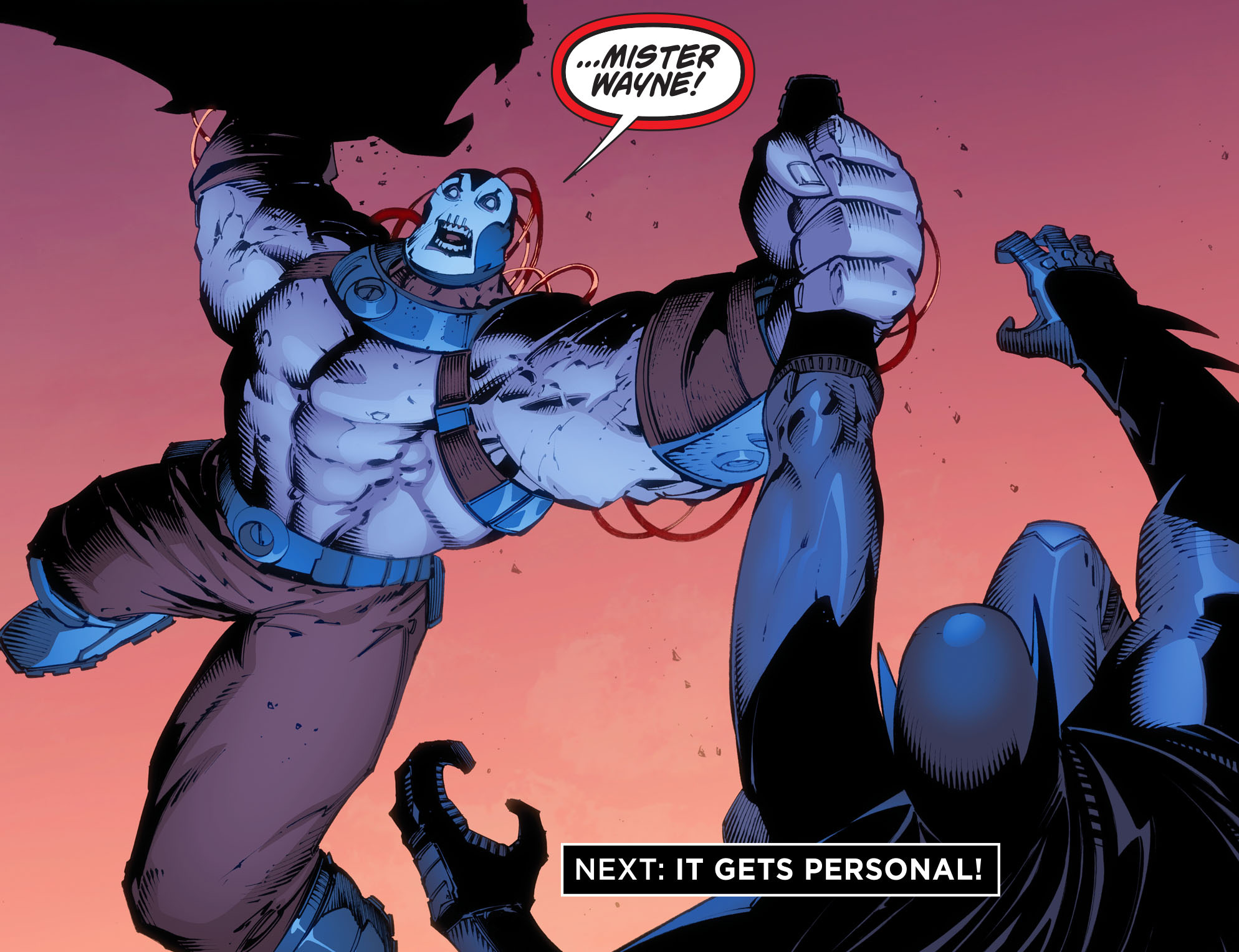 Batman: Arkham Knight [I] Issue #35 #37 - English 22