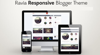 ravia-responsive-blogger-template