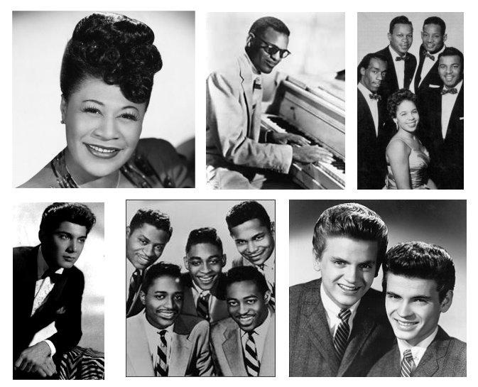 Retro cake retro love songs - Musica anos 50 americana ...