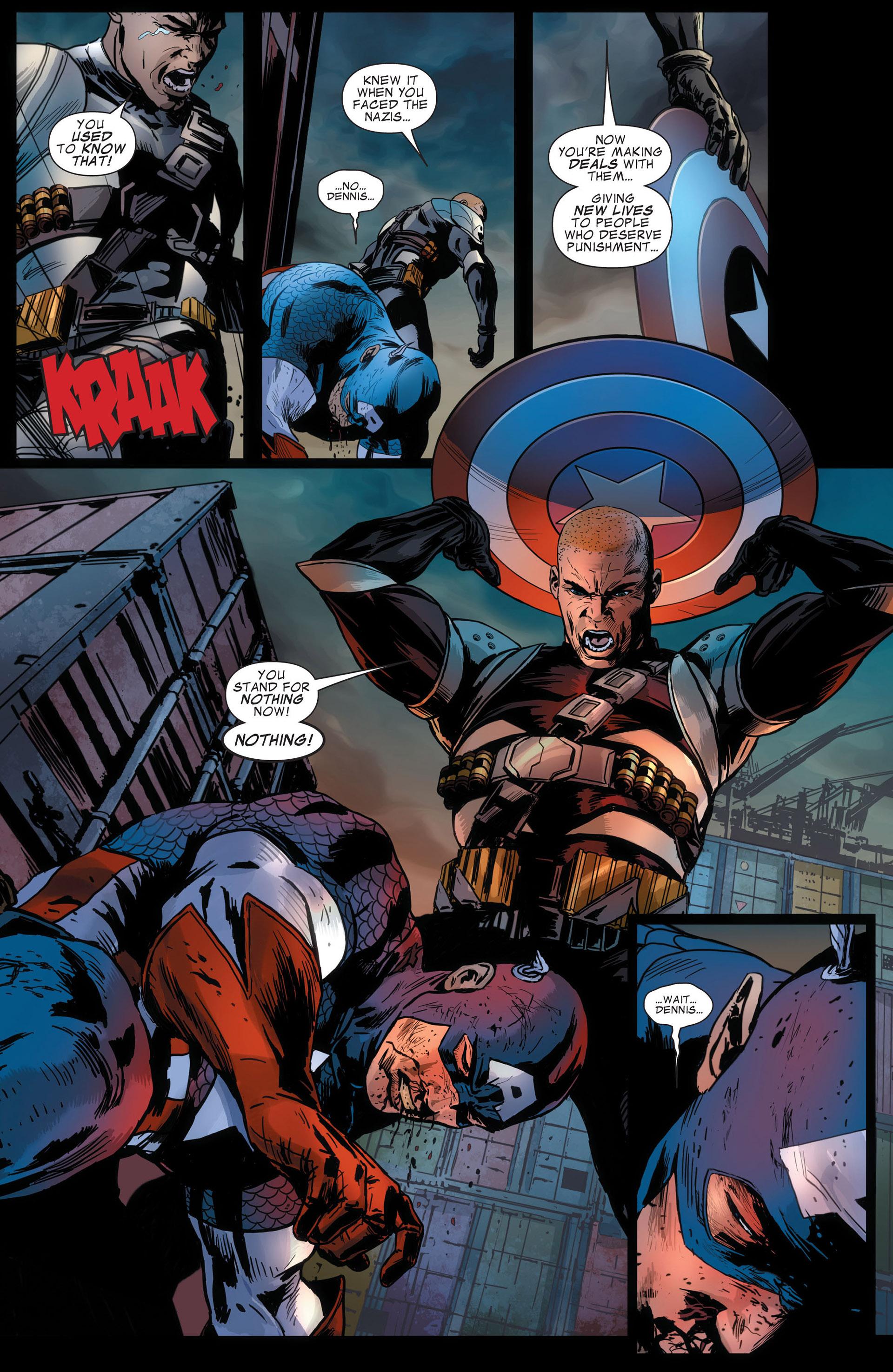 Captain America (2011) Issue #14 #14 - English 16