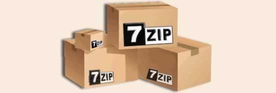 Abrir arquivo rar, abrir arquivo iso, zip, 7z, arj, tar, wim, xar, cab, e outros