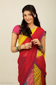 Kajal Agarwal Cute Half Saree Hot photo Shoot-thumbnail-8