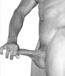 ejercicios para alargar el pene: