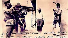 """GUERRA DE LOS CRISTEROS DE MÉXICO O """"CRISTIADA"""". (Años 1926 a 1929)."""