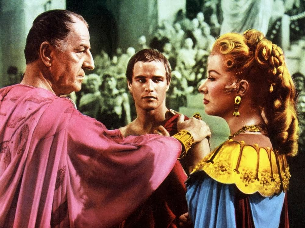 compare play and movie on julius ceasar Julius caesar: antony & brutus in the play, julius caesar by william shakespeare, two characters bang heads in a not literal way but also connect very well in others antony and brutus both are friends of caesars but when he is killed the true colors of these characters come out and as readers, we see who is on which side.