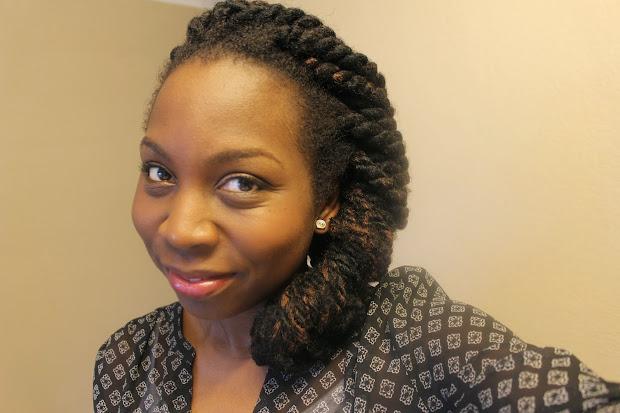 caring natural hair