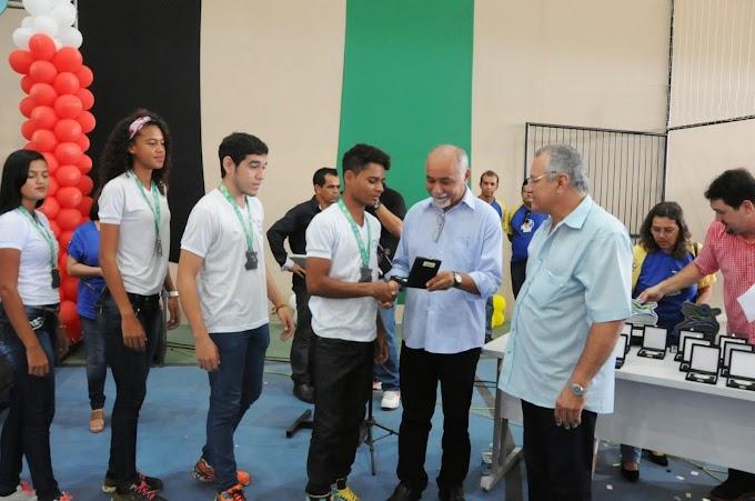 Alunos de escolas estaduais colocam RN no topo do Atletismo brasileiro