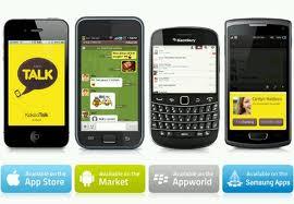 Download Kakao Talk Untuk Semua Jenis Handphone