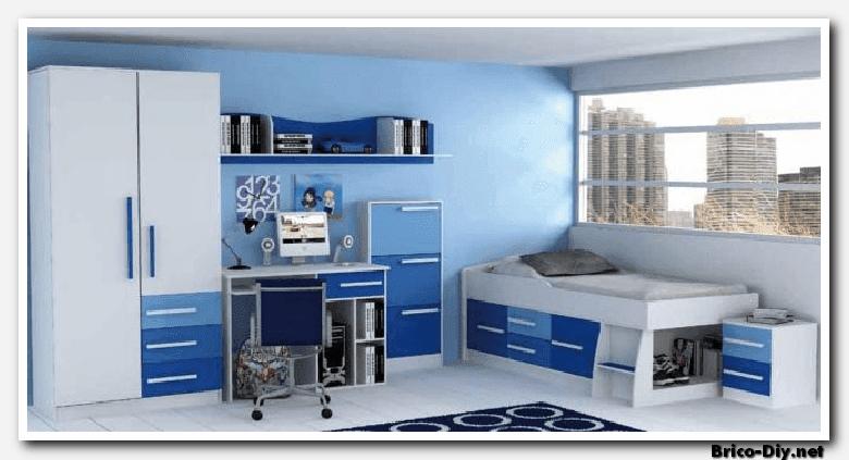 Como decorar dormitorios con muebles de melamina y mdf for Modelos de puertas para dormitorios
