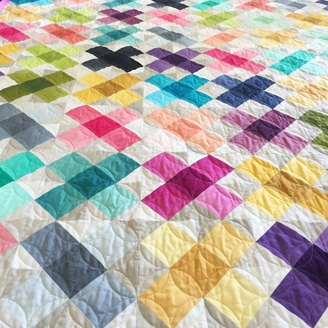 Free Quilt Patterns Moda Fabrics : Image Gallery ombre fabric moda