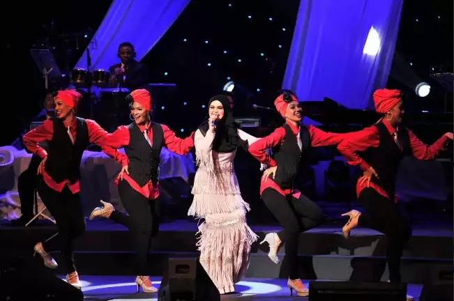 Jenaka Siti Nurhaliza Unplugged 2015