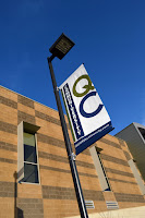 image of sign for Communiversity at Queen Creek
