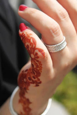 Exclusive Bridal Mehndi Designs 2016