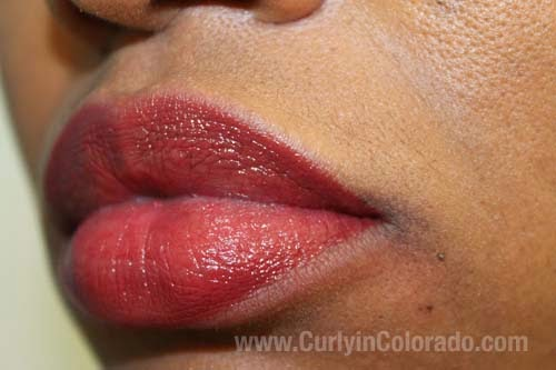 www.curlyincolorado.com revlon colorburst lip butter