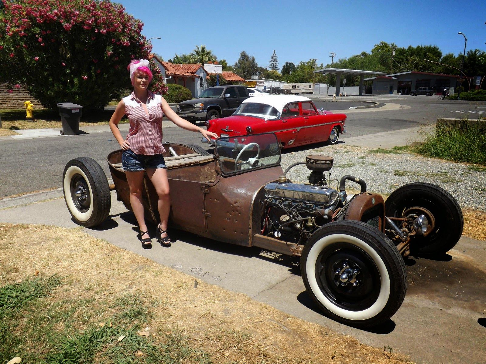 American Rat Rod Cars & Trucks For Sale: June 2014